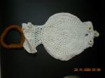 Owl towel holder2