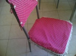 Chair cover and seat cushion